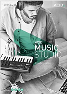 ACID Music Studio - Version 11 [PC Download]