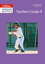 Collins International Primary Maths – Teacher's Guide 4