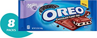Oreo Chocolate Candy Bar - 3.52 Ounce (Pack of 8)