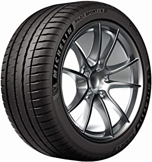 MICHELIN Pilot Sport 4 S Performance Radial Tire-255/40ZR20/XL 101Y
