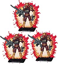 JoeCon 2018 Cobra GI Joe Convention Exclusive Python Patrol Rock-Viper 3-Pack Bagged 3 3/4 Inch Action Figures