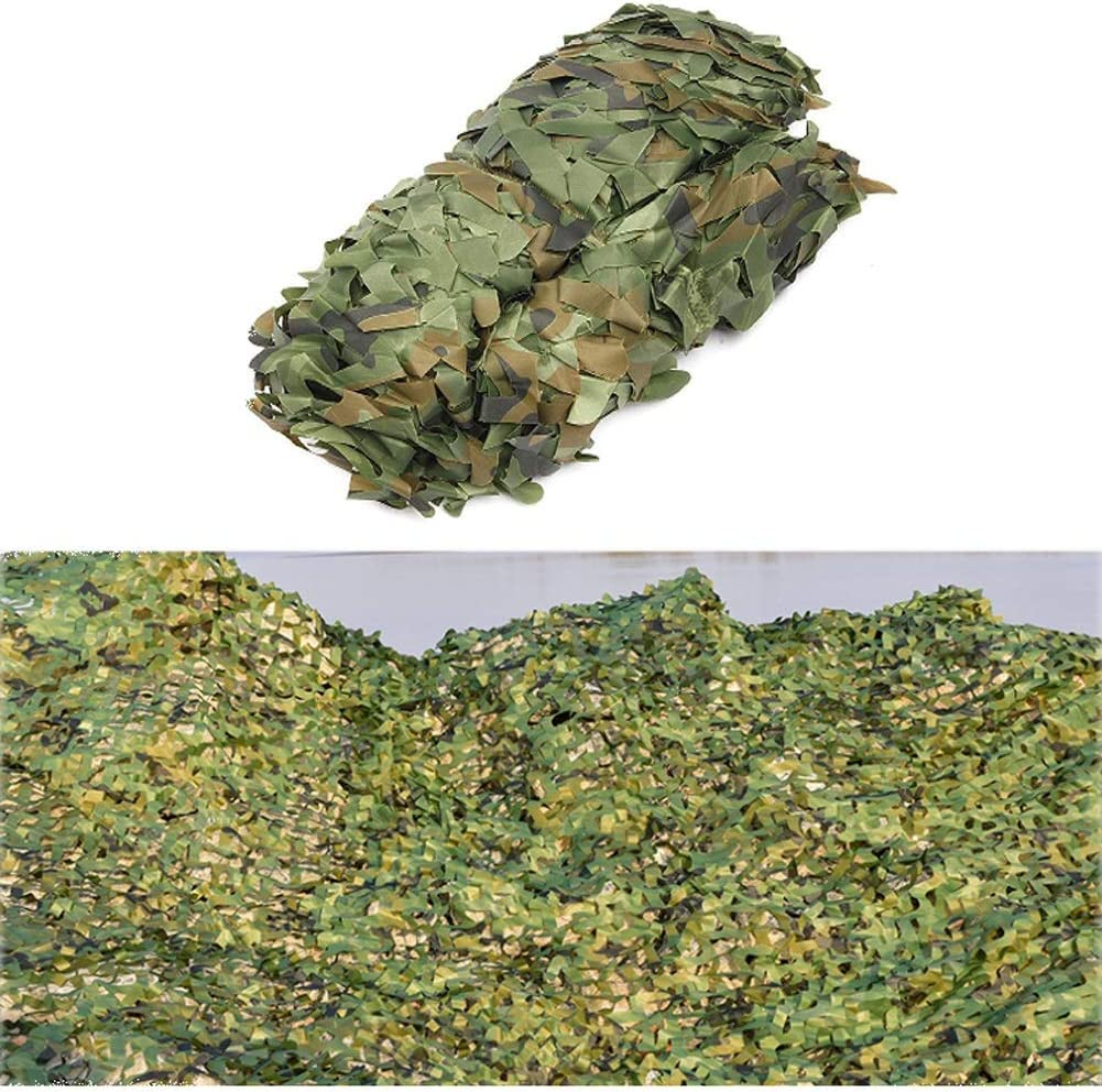 Camo Netting Bulk Roll Camouflage Limited time for free shipping Grid with Net Military unisex Sunscr