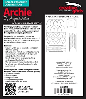 Best archie quilting ruler Reviews