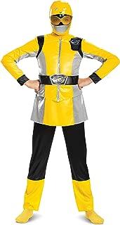 Disguise Yellow Ranger Beast Morpher Deluxe Girls' Costume