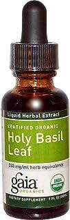 GAIA HERBS Holy Basil Supplements, 1 fl.oz