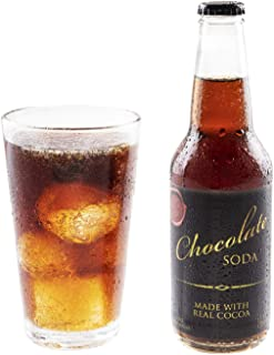 All Natural Chocolate Soda Rocket Fizz