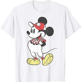 Disney Mickey Mouse Baseball Outfit Camiseta