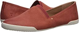 Brick Red Nubuck