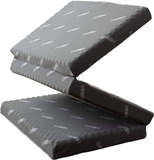 エムール マットレス シングル 三つ折り 高反発マットレス 厚さ8cm 快眠 安眠 布団 敷布団 スタートマットレス