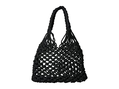 Sam Edelman Summer Hobo (Black) Handbags