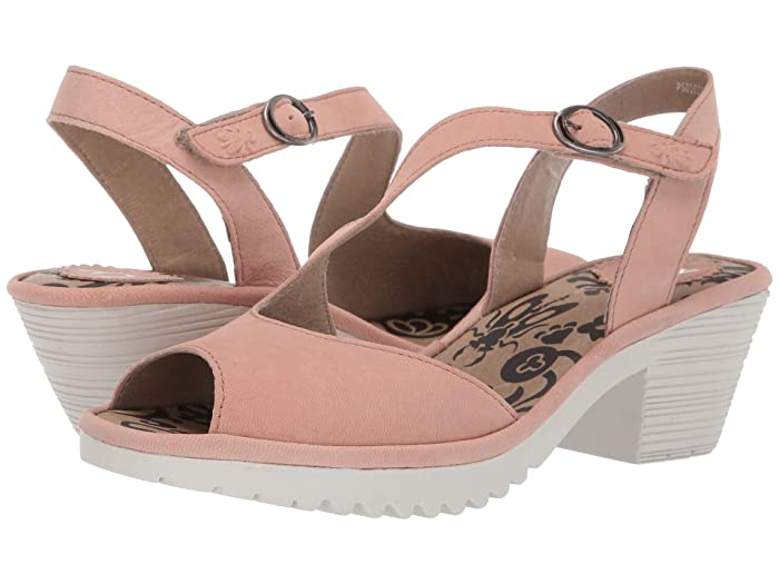 Fly London Womens Wyno023fly Open Toe Sandals