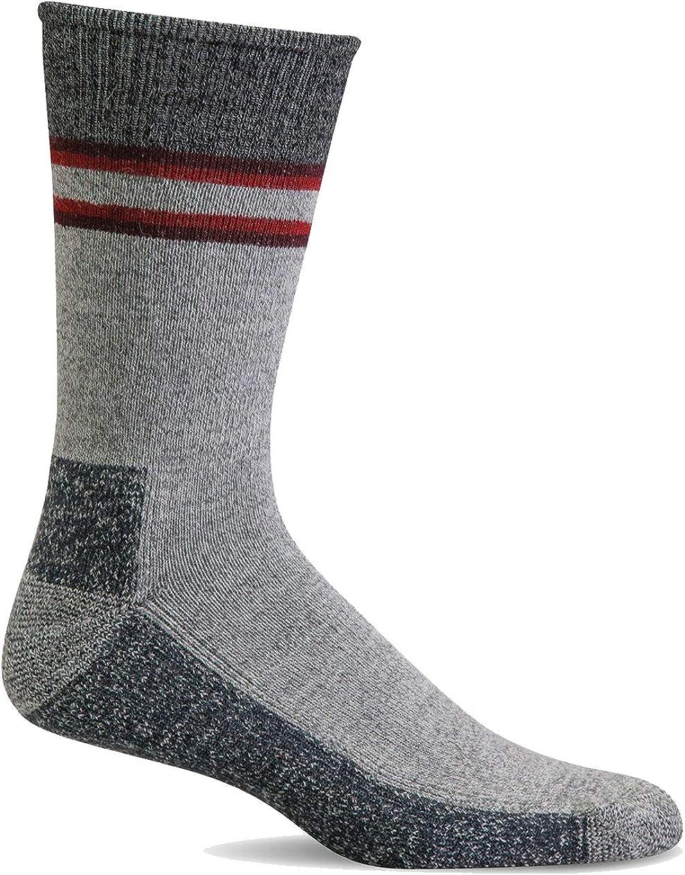 Sockwell Men's Canyon II Crew Sock