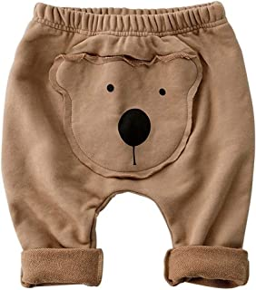 Banibear Baby Boy's Girls Cotton Pants