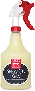 Griot's Garage 11098 Spray-On Wax 35 oz
