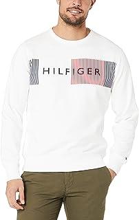 Tommy Hilfiger Men's Flex Fleece Logo Sweatshirt