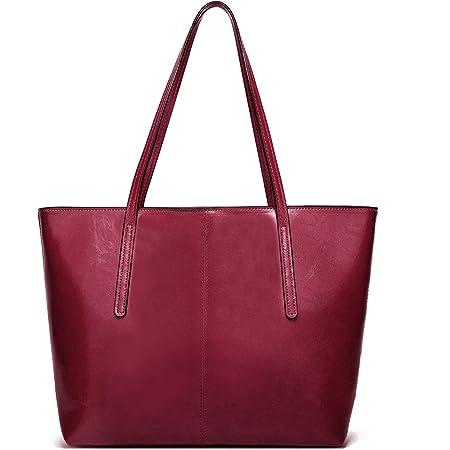Myhozee Handtasche Damen Tasche Schultertasche Casual Handtaschen Shopping Bag Umhängetasche Elegant Groß für Alltag Büro Schule Ausflug Einkauf