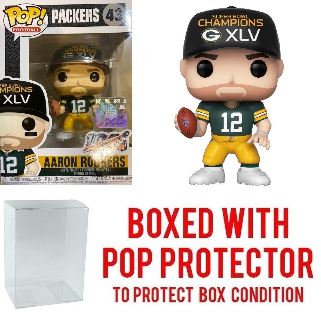 Aaron Rodgers Funko Pop NFL: Packers SB Champions XLV