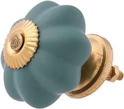 Clayre & Eef 63805 deurknop/meubelgreep Ø 4 * 4 cm