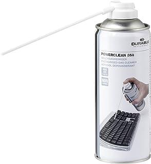 Durable 582919 Gaz sec dépoussiérant POWERCLEAN 350 ml en Aérosol