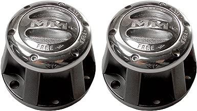 Mile Marker 457 Premium Manual Locking Hub Set