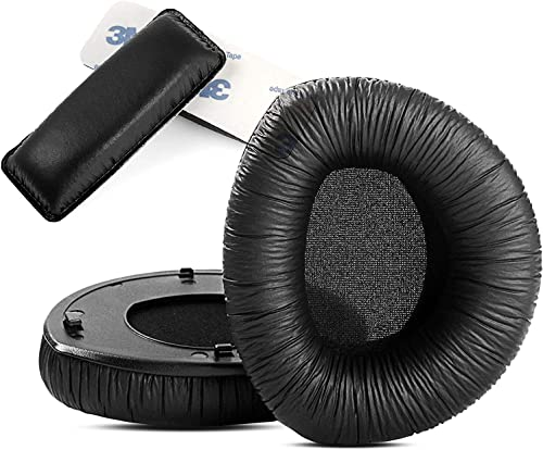 2021 1 lowest Set Ear Pads Cushions Headband Replacement Compatible with Sennheiser popular RS160 RS170 RS180 HDR160 HDR170 HDR180 Headphone online sale