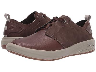 Merrell Gridway Leather (Espresso) Men
