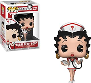 Funko Pop! Animation: Betty Boop - Nurse, Standard Toy, Multicolor