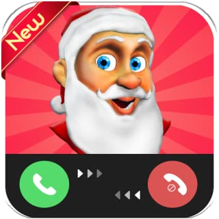 Instant Video Live Call From Santa Claus Tracker OMG HE ANSWERED - Free Fake Phone Calls And Free Fake Text Message ID PRO - PRANK FOR KIDS