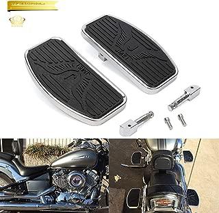 New Adjustable Floorboards Foot Pegs For Honda Shadow Spirit VT750 Phantom 750 … (Rider)