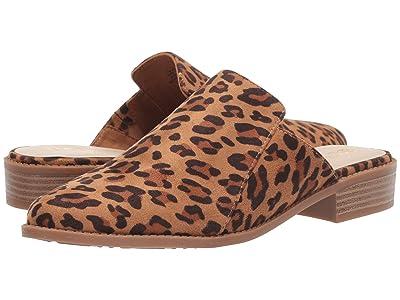 BC Footwear Look At Me (Leopard Suede) Women
