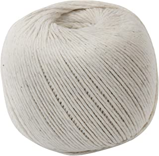 Quality Park, 10 Ply String in Ball, Cotton, White, Medium, 475 Feet (46171)