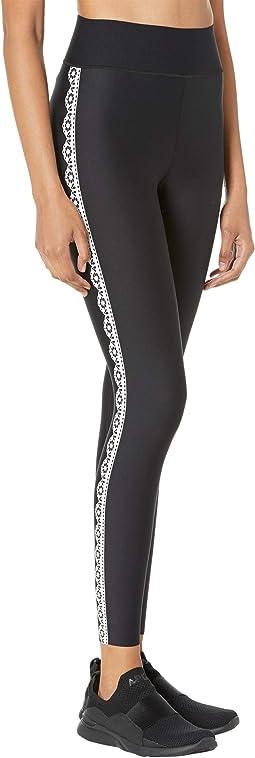 Lace Bonding Ultra High Leggings