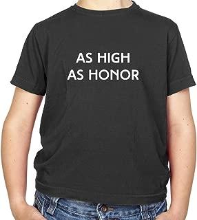 GOT House Saying - Arryn - Childrens/Kids T-Shirt - 3-14 Years