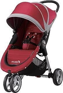 baby jogger(ベビージョガー) 3輪 ベビーカー city mini シティミニ クリムゾン/グレイ RD 2022276