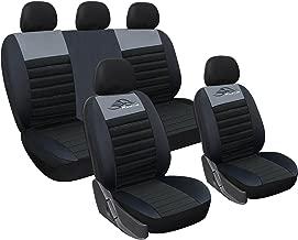 Sitzbezüge Universal Set Grau SchwarzSitzschutz AutoSchonbezüge
