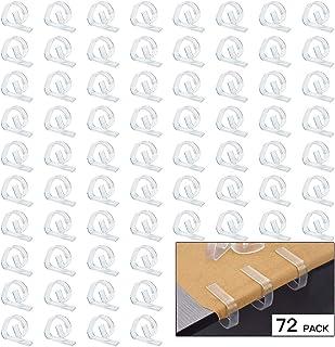 pic-nic Vikenner matrimoni ideali per casa 4/molle ferma-tovaglia in plastica a clip giardino feste