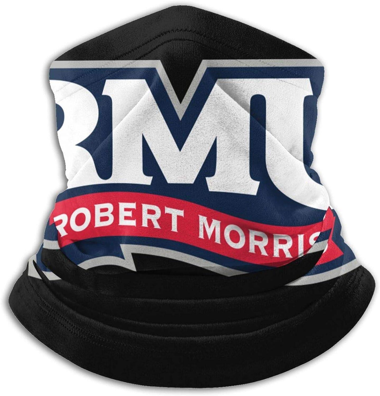 Robert Morris University-Logo Unisex Comfort Microfiber Neck Gaiter Variety Scarf Face Motorcycle Cycling Riding Running Headbands.