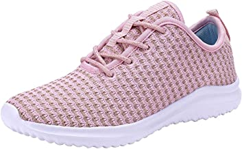 YILAN Women's Fashion Sneakers Breathable Sport Shoe