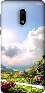 غطاء هاتف لنوكيا 6  من كولركينج CK1No001Abs0001، متعدد الالوان