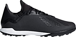 Men's X Tango 18.4 TF Soccer Cleats(Black/Black,12)