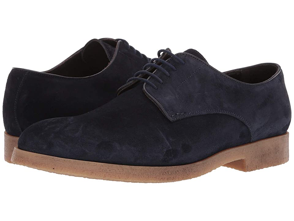 To Boot New York Course (Blue Suede) Men