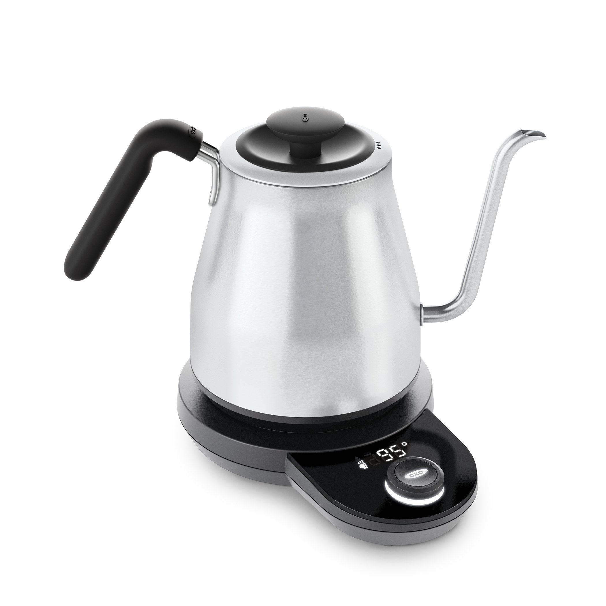 OXO Adjustable Temperature Electric Pour Over