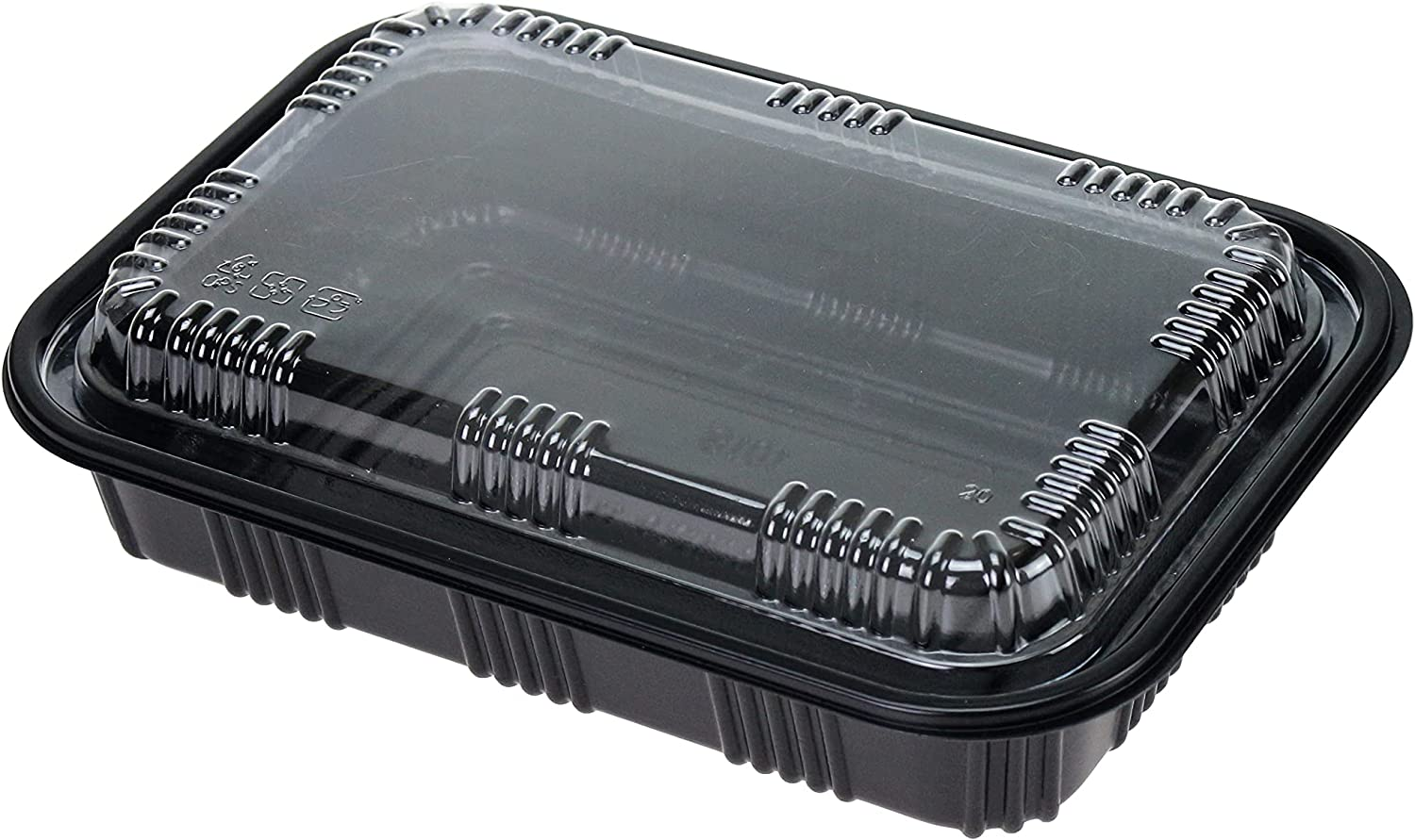 YU FA SING-600-Pack Meal 2021 Prep Containe Ranking TOP15 Plastic Microwavable Food
