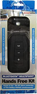 Streetwize SWDAB1 In Car Dab Radio Adaptor Radio Portable Blueooth FM Transmitter Large