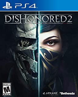Dishonored 2 - PlayStation 4 [video game]