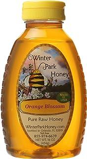 Winter Park Honey - Raw Orange Blossom Honey - (16oz)