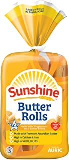 Sunshine Butter Rolls, 180g