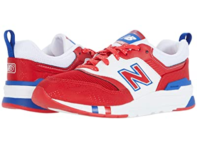 New Balance Kids 997H (Big Kid) (Team Red/Team Royal) Boys Shoes