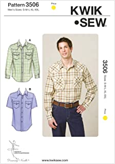 Best mens western shirt pattern Reviews
