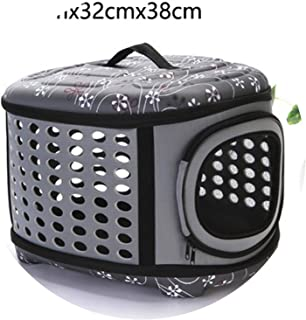 Better With You Dog Carrier Bag Portable Cats Handbag Foldable Travel Bag Puppy Carrying Mesh Shoulder Pet Bags S/M/L